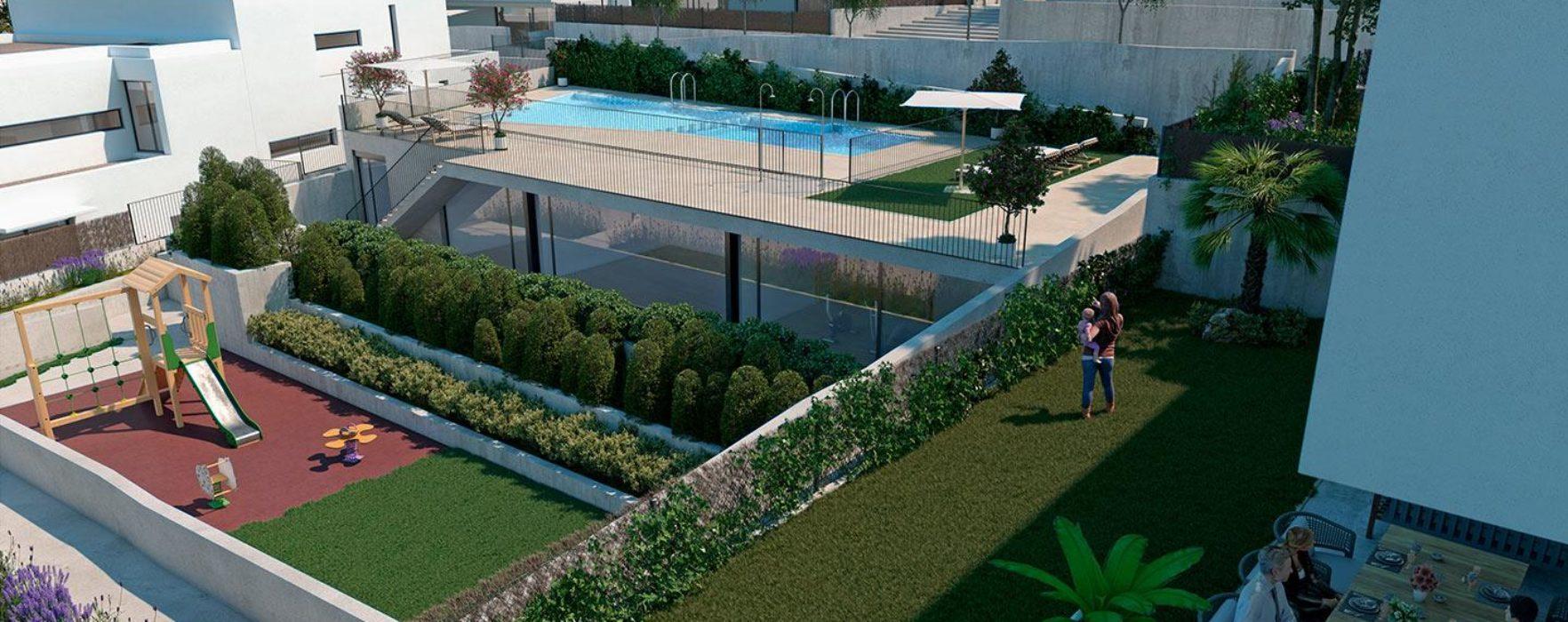 A 20 minutos de Madrid rodeado de naturaleza: así es tu casa soñada en Boadilla del Monte