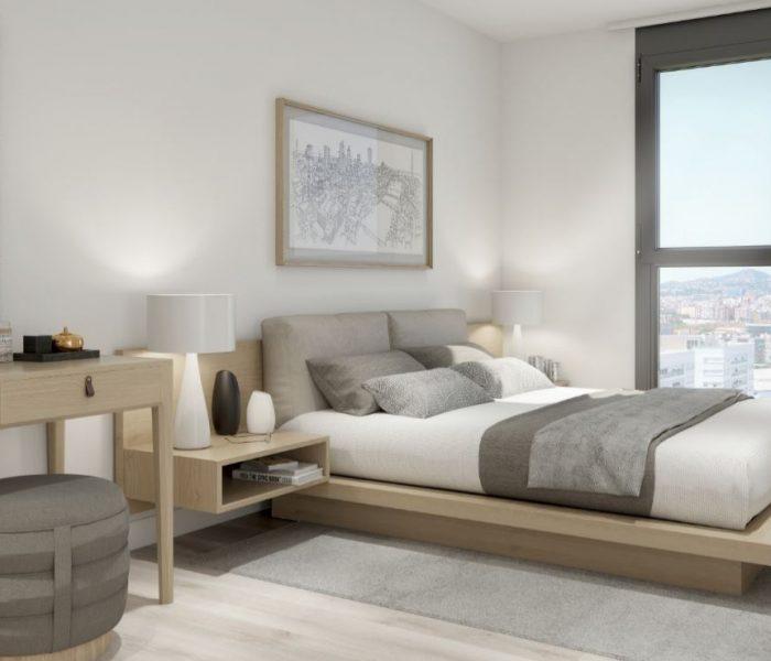 Cabeceros de cama o cómo decorar tu habitación sin gastar mucho