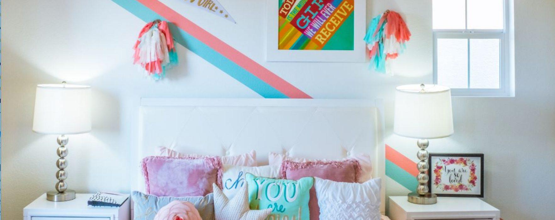 Dormitorios infantiles divertidos: una habitación ideal para los 'peques'