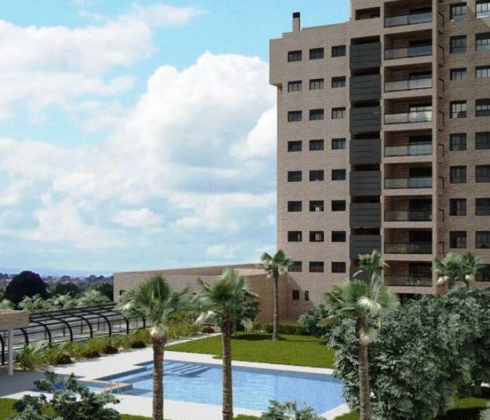 Con piscina cubierta, exterior y junto a la playa de San Juan