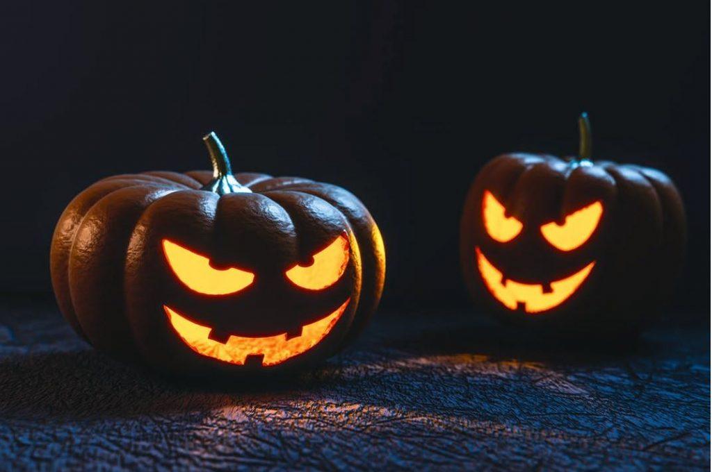 ideas baratas decoracion halloween