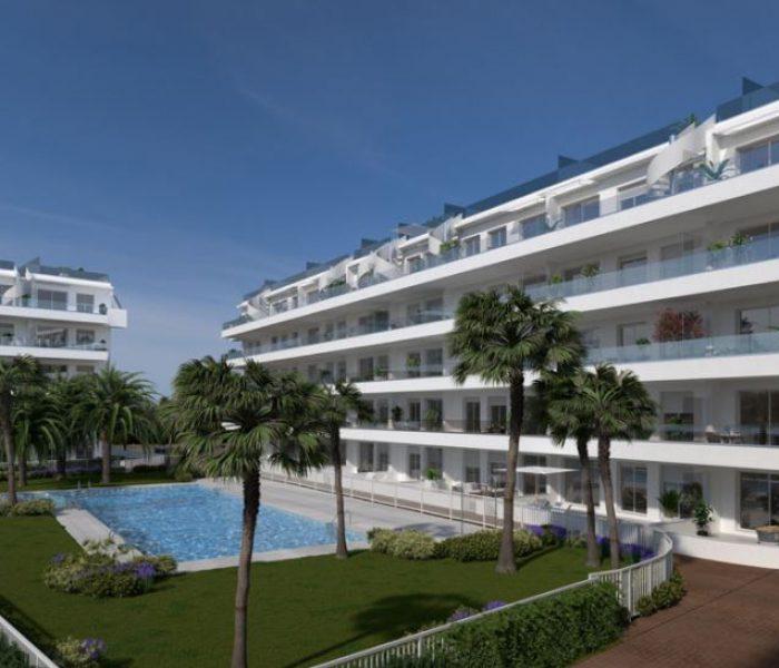 La playa, a 5 minutos de tu casa Marina Real: así es tu nueva vivienda de obra nueva en Denia
