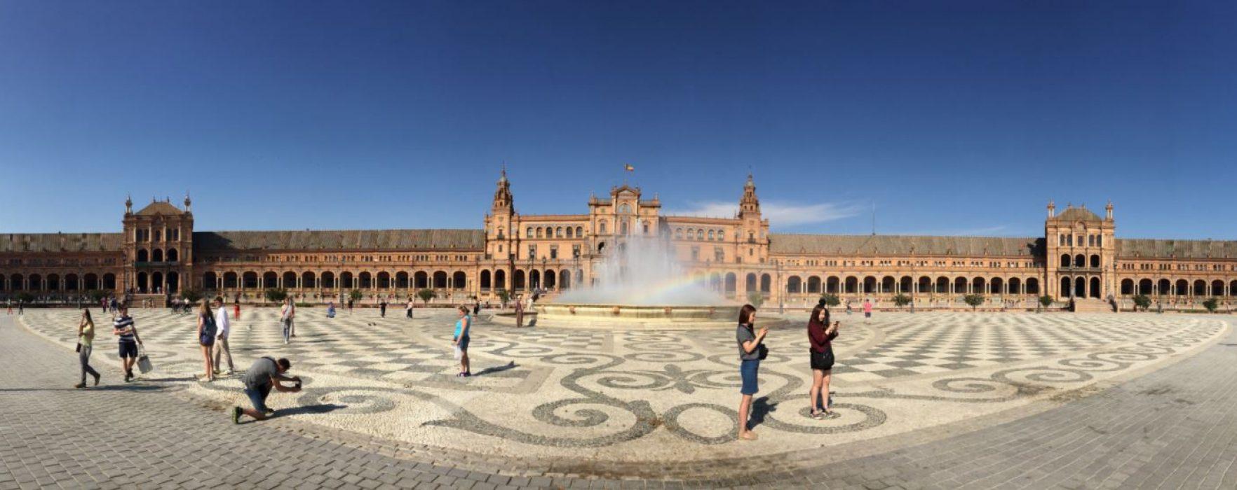 Así es vivir a 5 minutos de la emblemática Plaza de España de Sevilla