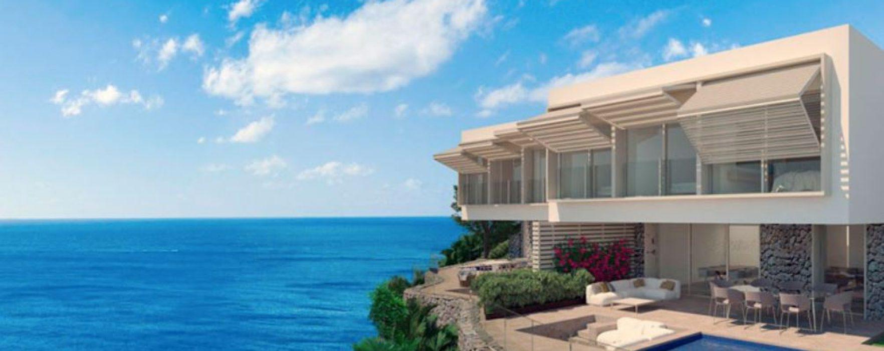 Espectaculares vistas al mar Mediterráneo desde tu chalet en Mallorca