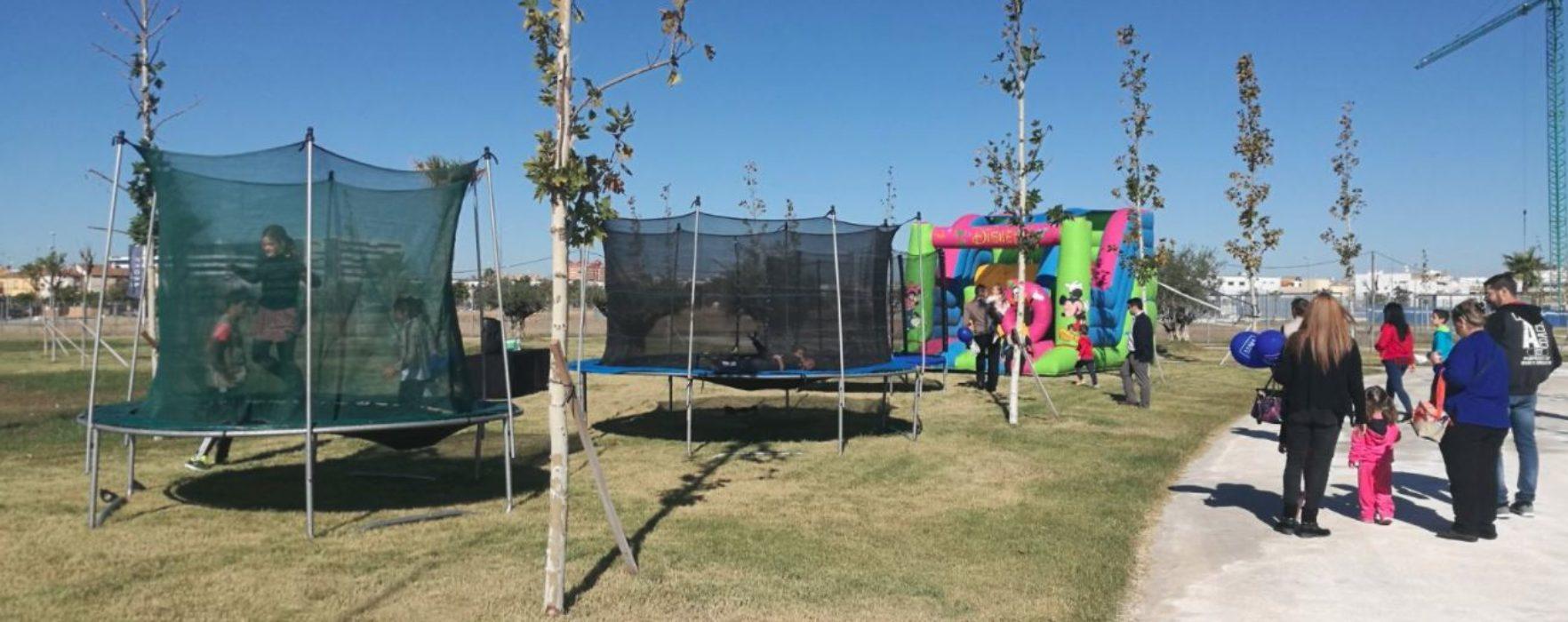 Gran afluencia de público en la Jornada de Puertas Abiertas de Jardines Hacienda Rosario