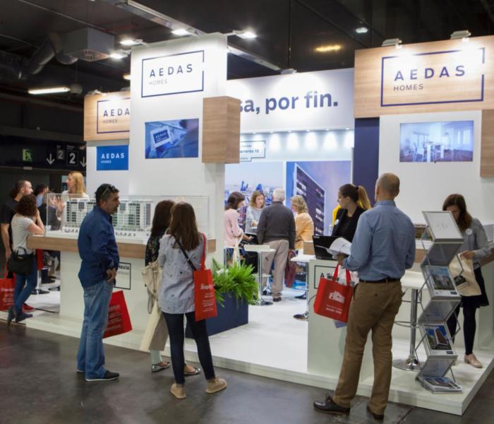 AEDAS Homes impulsa en URBE sus promociones en destinos turísticos y urbanos de la Comunidad Valenciana