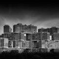 Así es la 'ciudad vertical' de Singapur: 1.040 apartamentos, piscinas, jardines…
