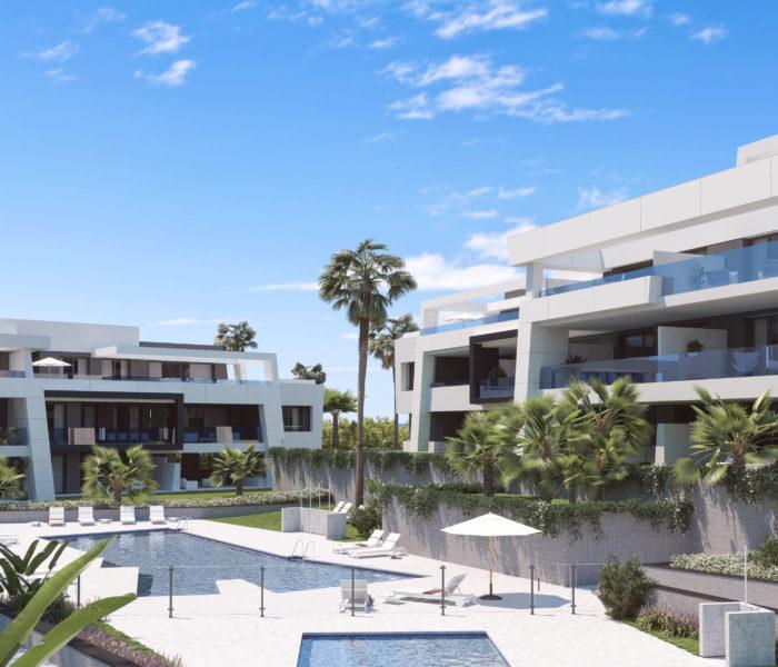 AEDAS Homes lanza Vanian Green Village, un proyecto de 285 viviendas en la nueva Milla de Oro de la Costa del Sol