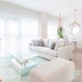 Cómo decorar un salón rectangular: ideas para aprovechar el espacio