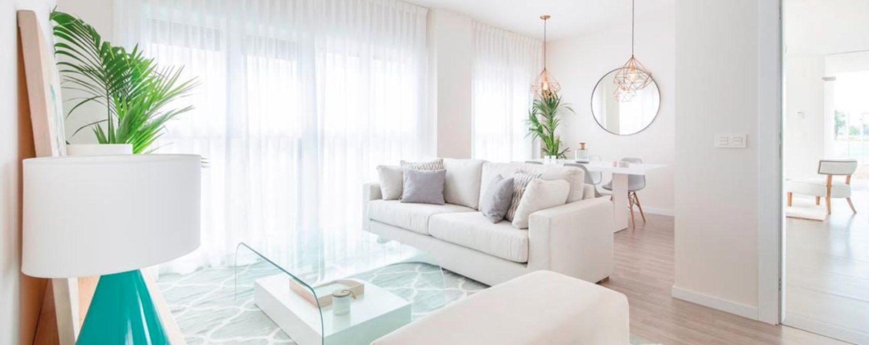 Como distribuir un salon rectangular trendy como - Como decorar un salon en forma de l ...
