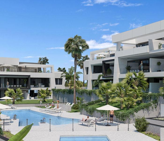 Vanian Green Village obtiene la licencia de obra para construir sus casas de obra nueva en Estepona