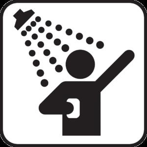 ahorro agua ducha