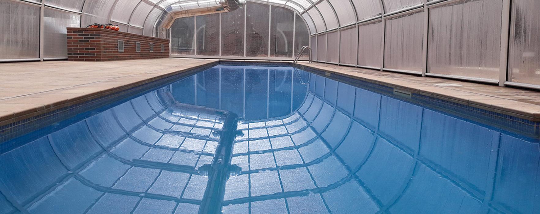 As es la piscina cubierta de tu piso de obra nueva en alicante - Piscina cubierta alicante ...