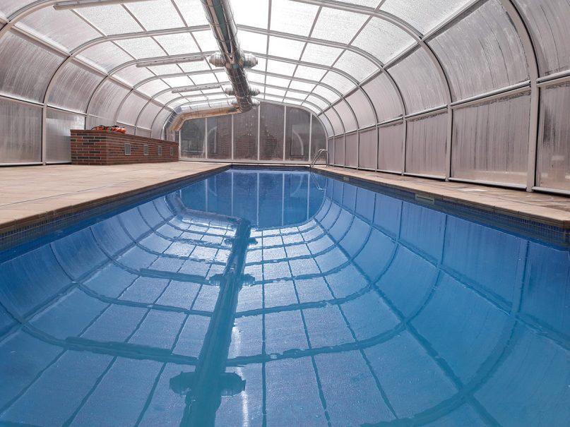 As es la piscina cubierta de tu piso de obra nueva en alicante - Pisos obra nueva alicante ...