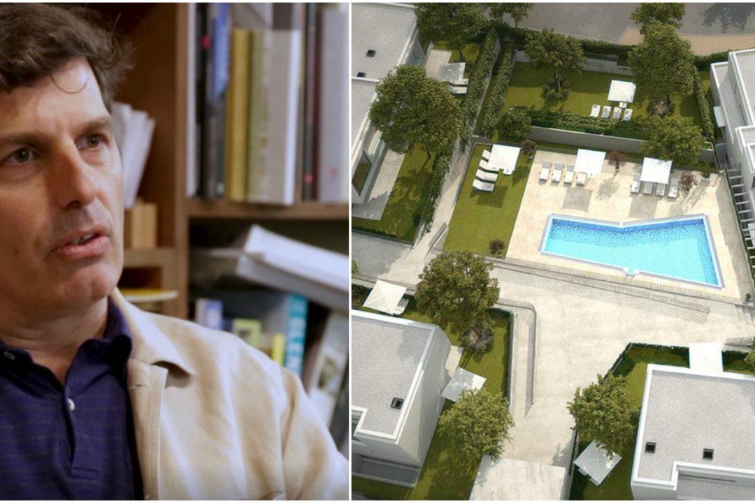 "Olalquiaga, arquitecto de Altos de los Fresnos: ""La parcela es espectacular"""