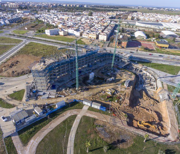 Así avanzan las obras de Jardines Hacienda Rosario: estas son las fotos de abril 2018