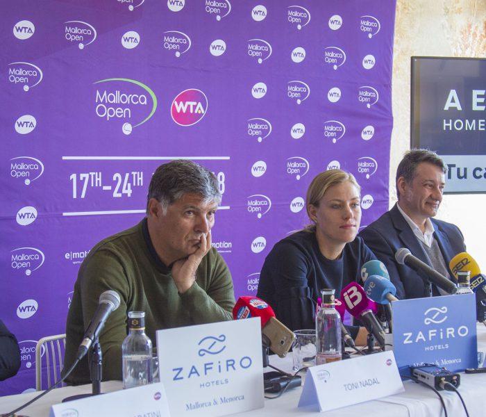AEDAS Homes patrocina el Mallorca Open de tenis