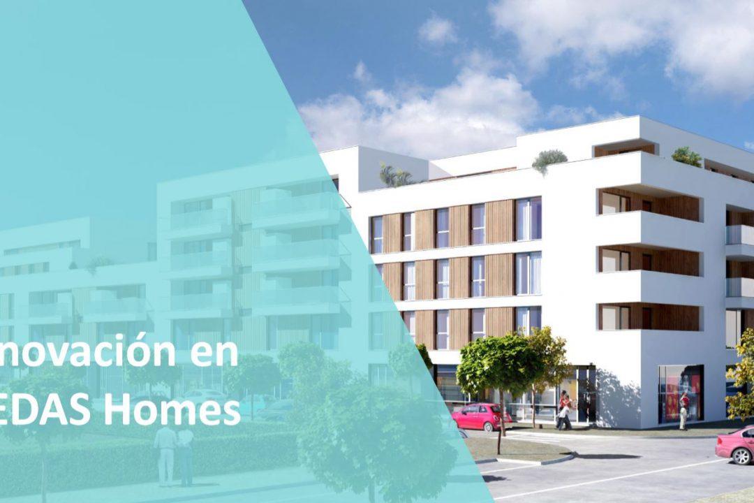 AEDAS Homes presenta su gran apuesta por la Innovación en la III Jornada Anual Inmobiliaria