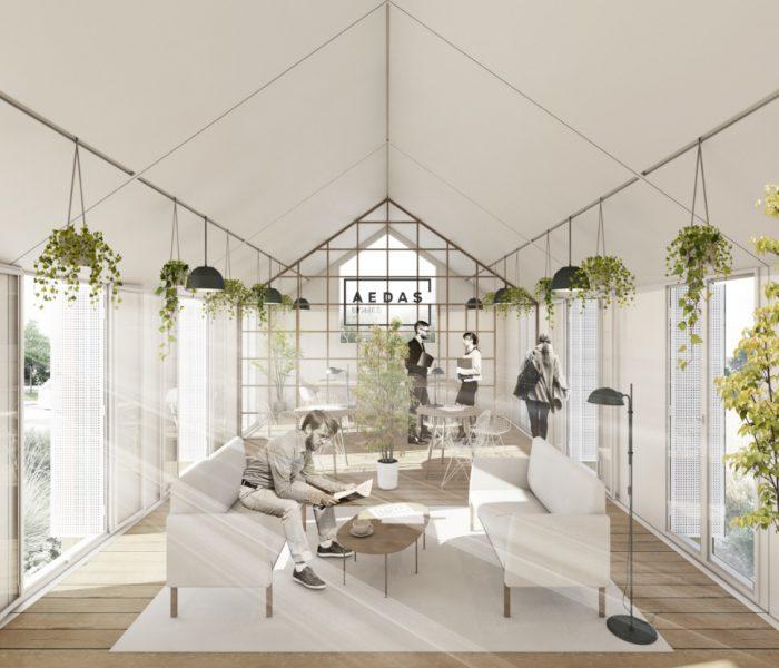 AEDAS Homes presenta en SIMAPro su propuesta de 'show office' sostenible