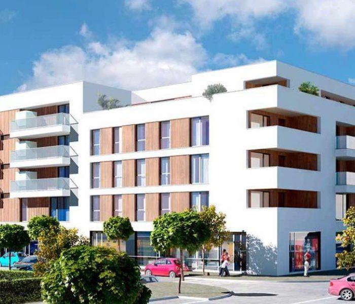 AEDAS Homes presenta su proyecto de obra nueva Armstrong (Sevilla) junto al alcalde de la ciudad