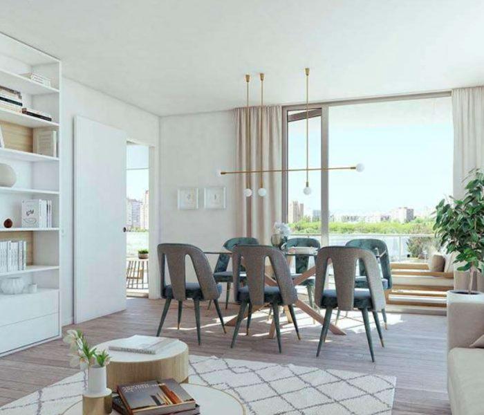 Torres, una de las promociones de obra nueva más esperadas de Valencia ciudad, ya está a la venta