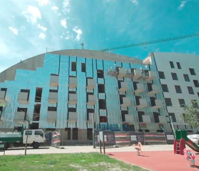 Vídeo: tu casa de obra nueva en Vilanova i la Geltrú, a un paso de terminarse