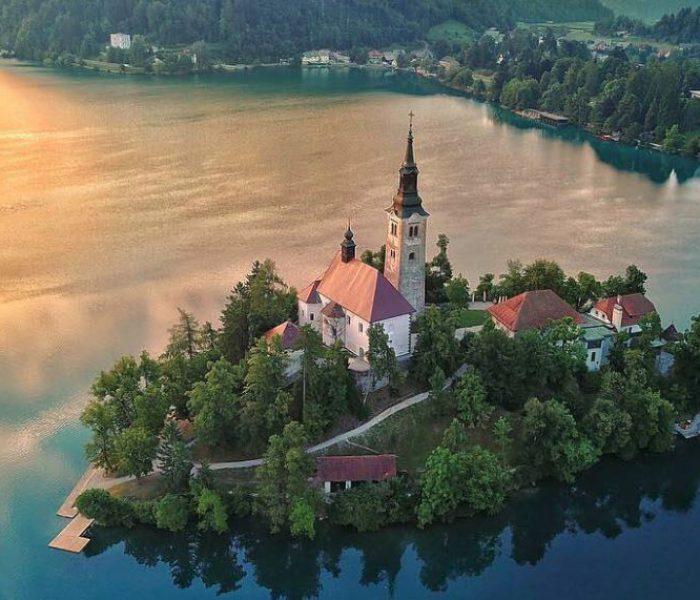 Así es Bled, el pueblo más bonito del verano según Instagram