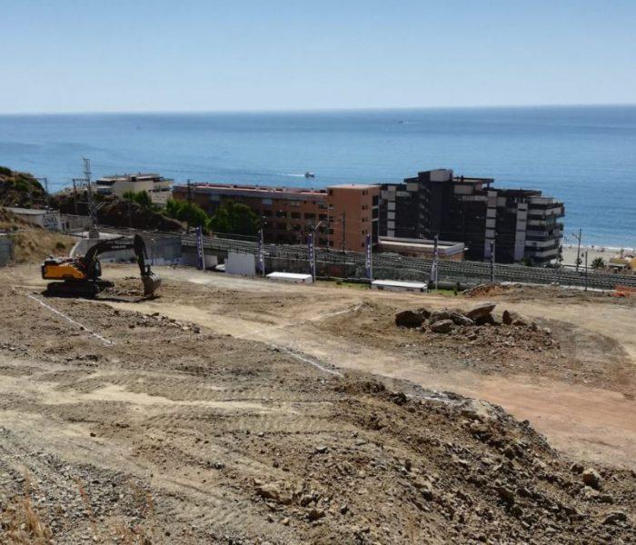 Middel Views, tu casa de obra nueva en Fuengirola, empieza las obras