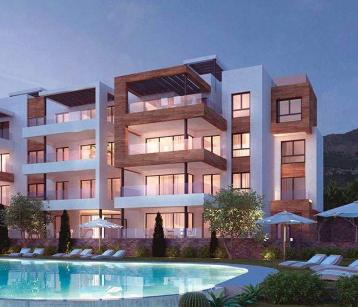 Middel Views, promoción de nueva construcción en Fuengirola, obtiene la licencia de obras