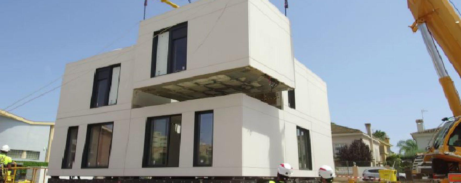 AEDAS Homes entregará viviendas de obra nueva en la mitad de tiempo: así son las industrializadas
