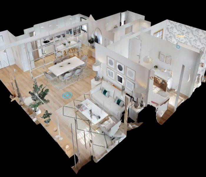 Una visita virtual por tu casa de obra nueva en Las Rozas: conoce Escalonia II