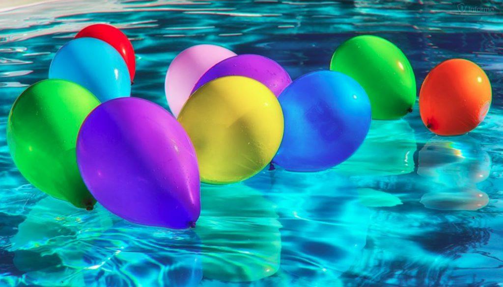 Fiesta en la piscina
