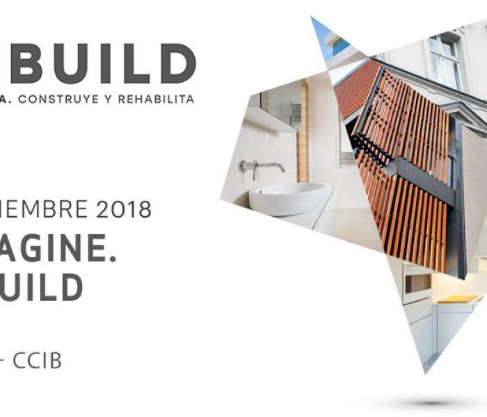 AEDAS Homes patrocina REBUILD 2018, un espacio para la innovación inmobiliaria