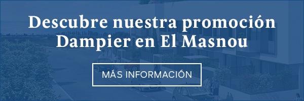 Chalets obra nueva Dampier El Masnou