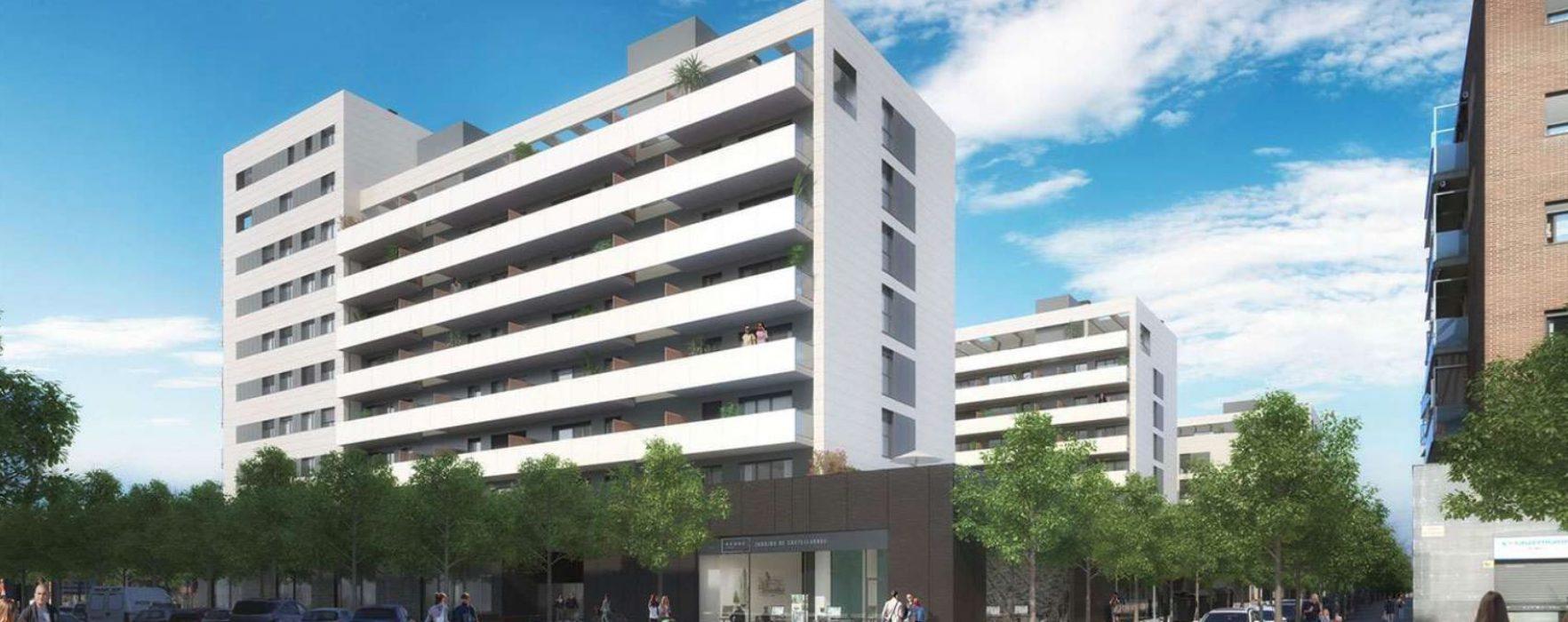 Los pisos se consolidan como la tipología estrella en el mercado de la vivienda de obra nueva