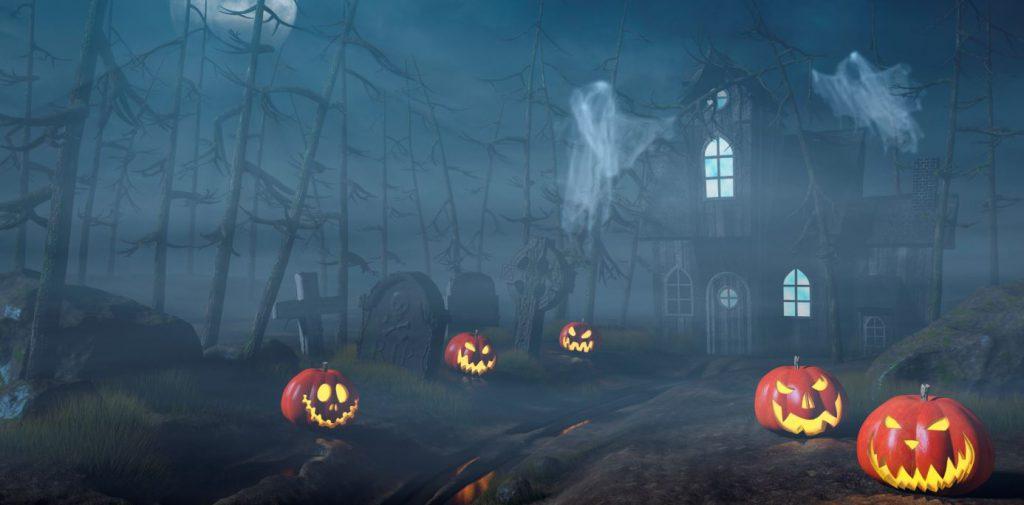que hacer halloween casa