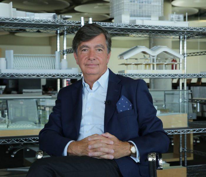 """Lamela: """"El proyecto de industrialización de AEDAS Homes abre la puerta a la revolución industrial inmobiliaria"""""""