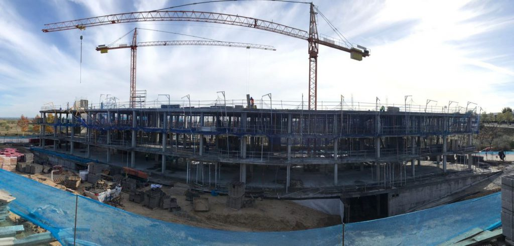 obra nueva las rozas escalonia estructura terminada01