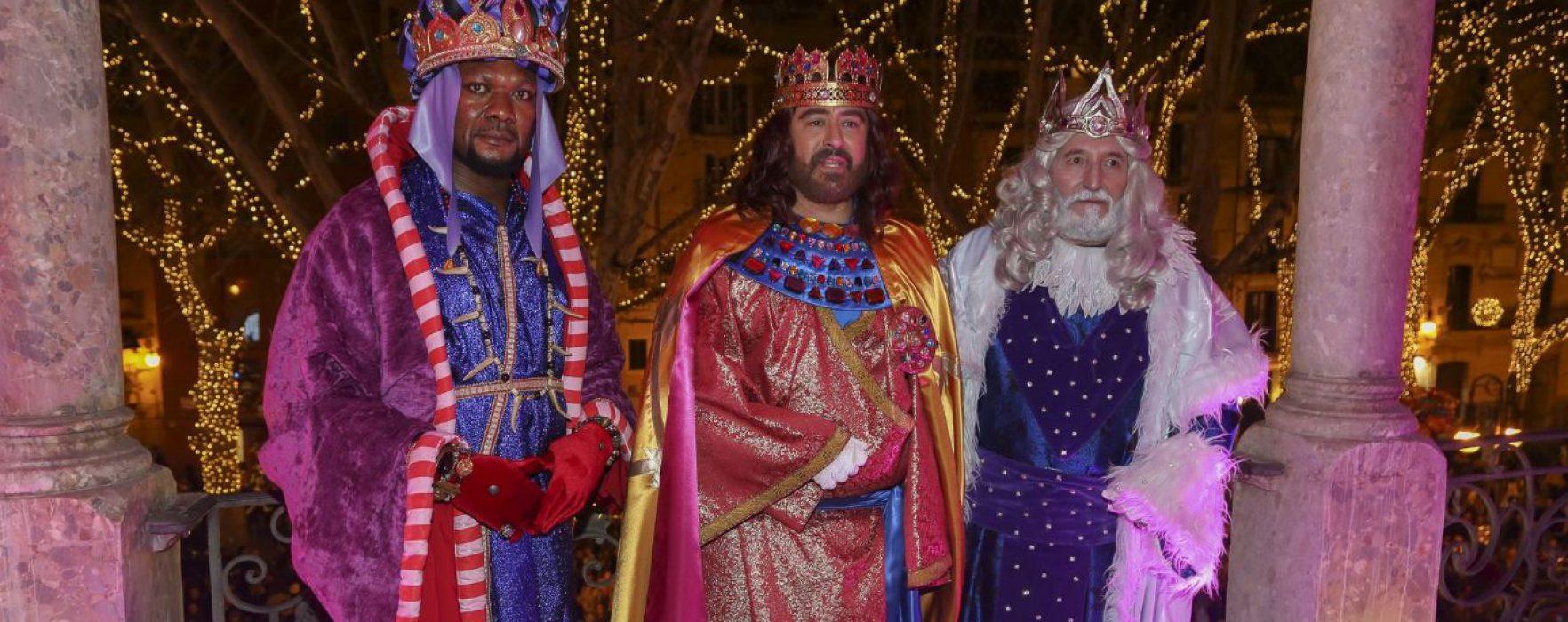 AEDAS Homes endulza el recorrido de los Reyes Magos en Mallorca, Sevilla y Málaga