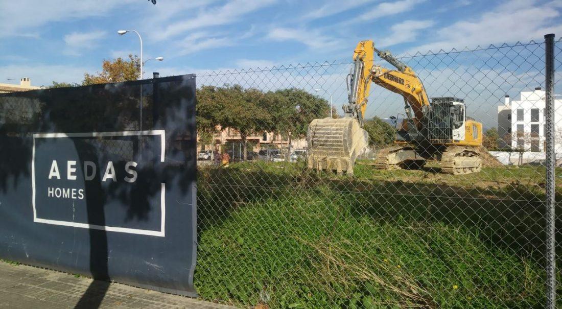 Bremond tu casa de obra nueva en mallorca empieza las obras - Obra nueva en palma de mallorca ...
