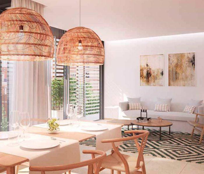 Tu nueva casa en Doria 6, Palma de Mallorca, continúa con las obras