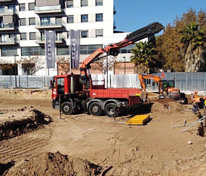 Hevia, tu casa de obra nueva en Valencia, empieza a construirse