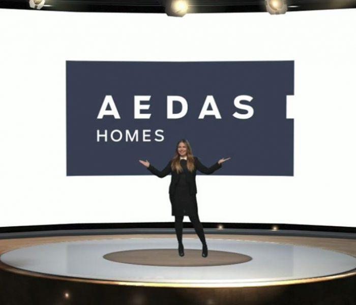 Visitar tu casa sin moverte del sofá: AEDAS Homes presenta Live