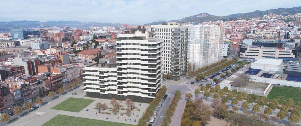 obra nueva hospitalet llobregat licencia obras torre estronci91 01