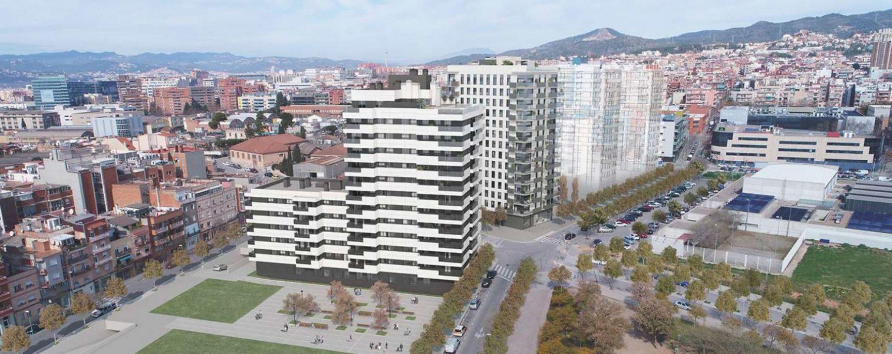 Torre Estronci 91, tu casa de obra nueva en L'Hospitalet de Llobregat, consigue licencia de obras