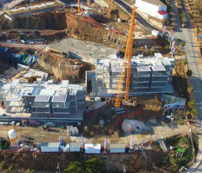 Middel Views: conoce tu nueva casa en Fuengirola, también desde el aire
