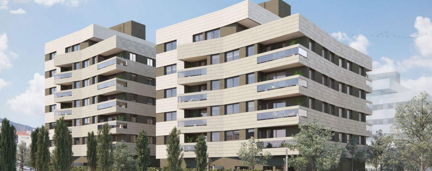 Bonpland, tu casa de obra nueva en Vilanova i la Geltrú, consigue licencia de obras