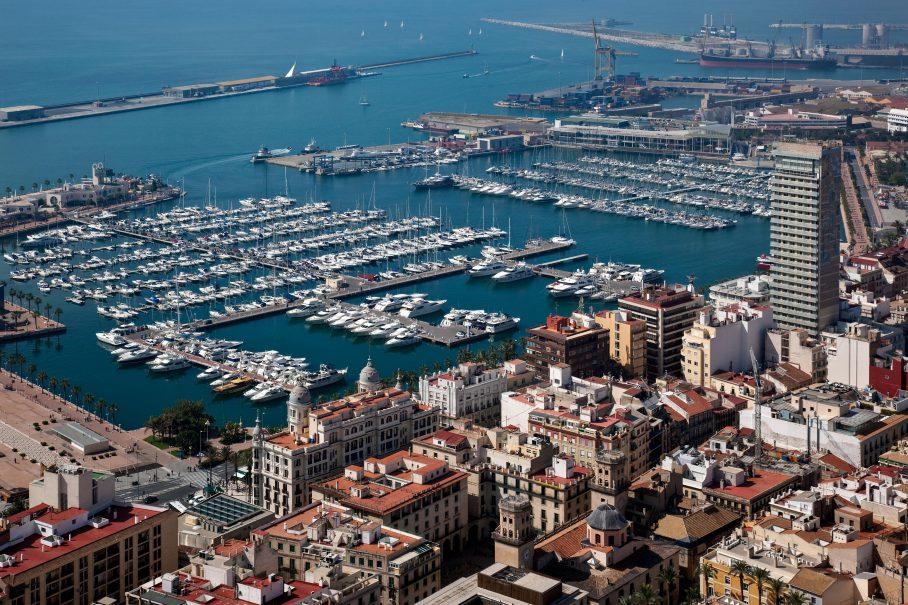 las mejores zonas para vivir en Alicante
