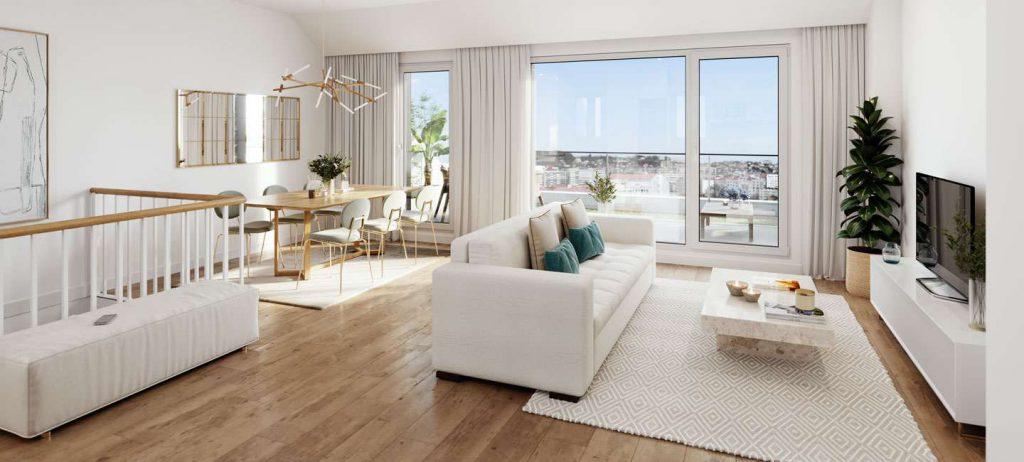 tipos de ambientes en una casa