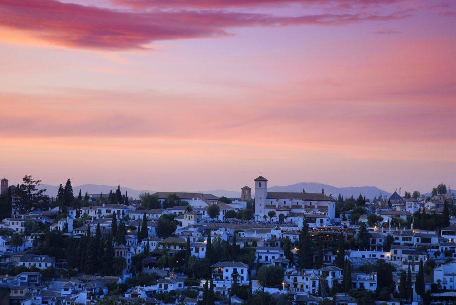 Zona para vivir en Granada